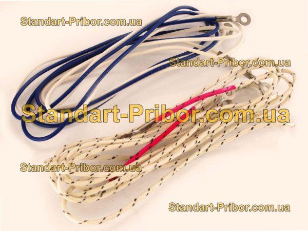 0.035Ом провод калибровочный - фотография 1