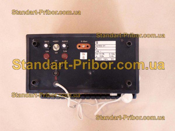 121ФА-01 газоанализатор - фото 6