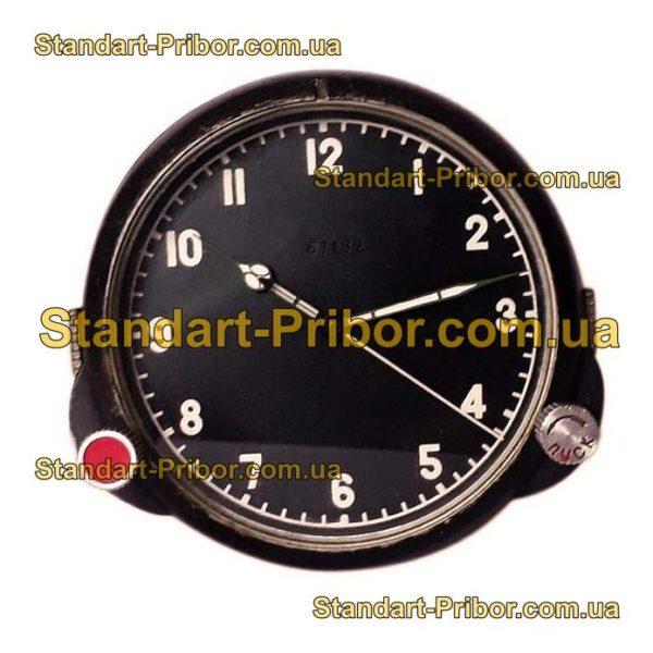 124ЧС часы технические - фотография 1
