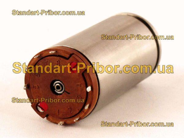 2.5БВТ-2 ЛШ3.010.519 кл.т. 10 и 20 трансформатор вращающийся - изображение 2