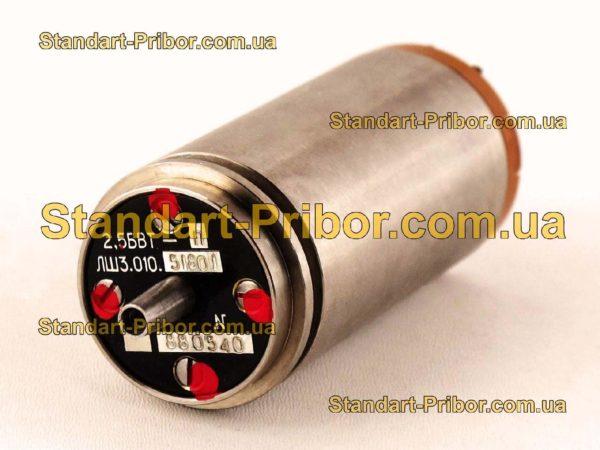 2.5БВТ-П ЛШ3.010.518-01 кл.т. 3 трансформатор вращающийся - фотография 1
