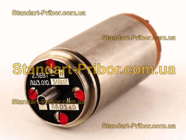 2.5БВТ-П ЛШЗ.010.518-01 кл.т. 5 трансформатор вращающийся - фотография 1