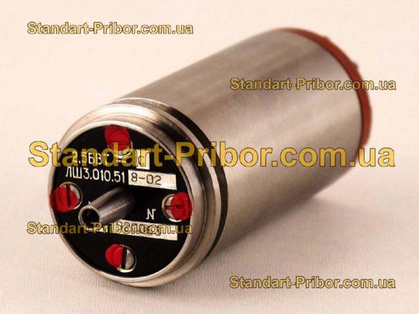 2.5БВТ-С ЛШ3.010.518-02 кл.т. 0.1 трансформатор вращающийся - фотография 1