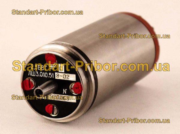 2.5БВТ-С ЛШ3.010.518-02 кл.т. 0.2 трансформатор вращающийся - фотография 1
