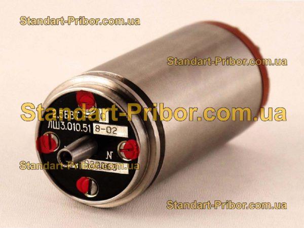 2.5БВТ-С ЛШ3.010.518-02 трансформатор вращающийся - фотография 1