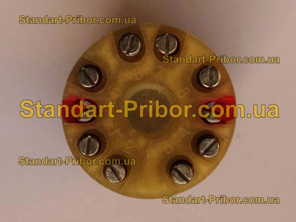 2.5ВТ ЛШ3.010.395 кл.т. 0.1 трансформатор вращающийся - фотография 4