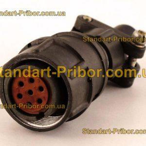 2РМ18КПН7Г1В1 розетка кабельная - фотография 1