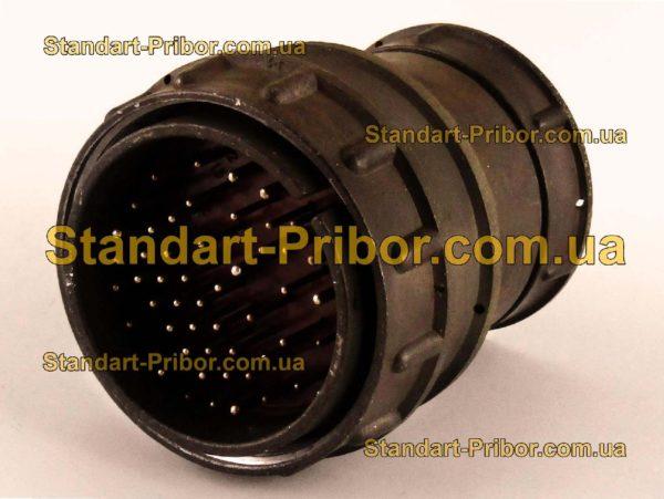 2РМ42КПЭ50Ш2В1 вилка кабельная - фотография 1