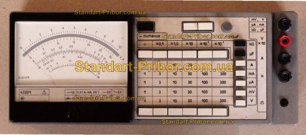43201 тестер, прибор комбинированный - изображение 2