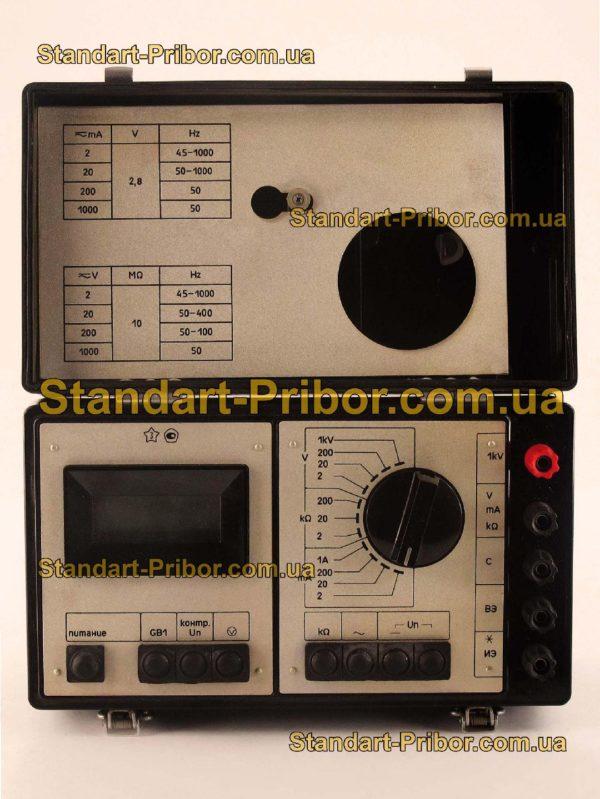 43312 тестер, прибор комбинированный - изображение 2