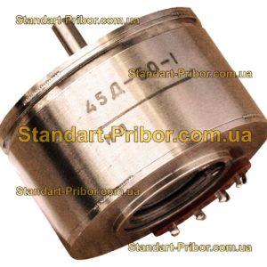 45Д-50М датчик угла - фотография 1