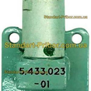 5.433.023-01 переход волноводно-коаксиальный - фотография 1