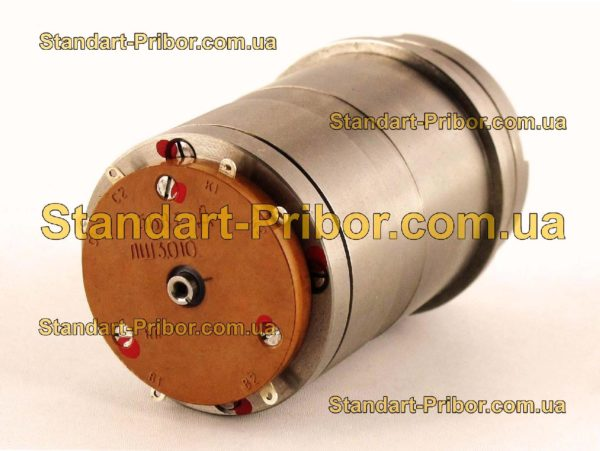 5БВТ-Д ЛШ3.010.516-01 кл.т. 2/0.05 трансформатор вращающийся - фотография 1