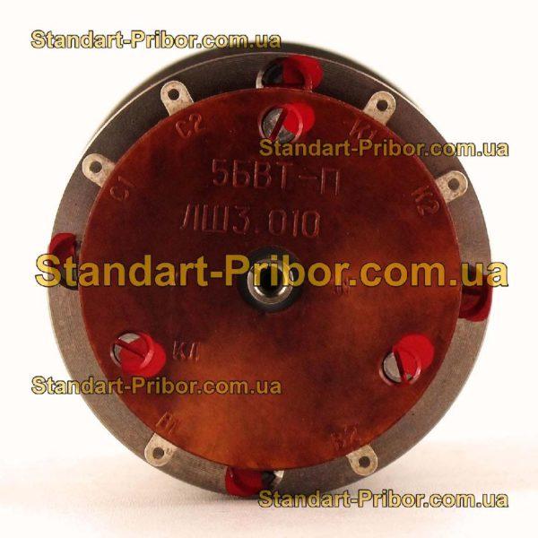 5БВТ-П ЛШ3.010.390 кл.т. 1 трансформатор вращающийся - фотография 4