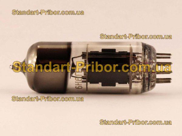 6Н6П лампа - изображение 5