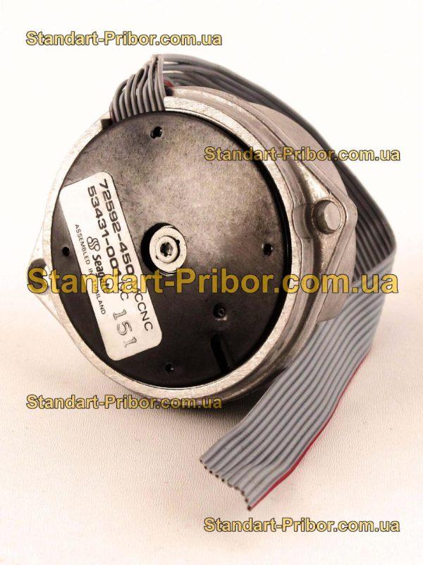 72592-450 MCCNC электродвигатель шаговый - фотография 1