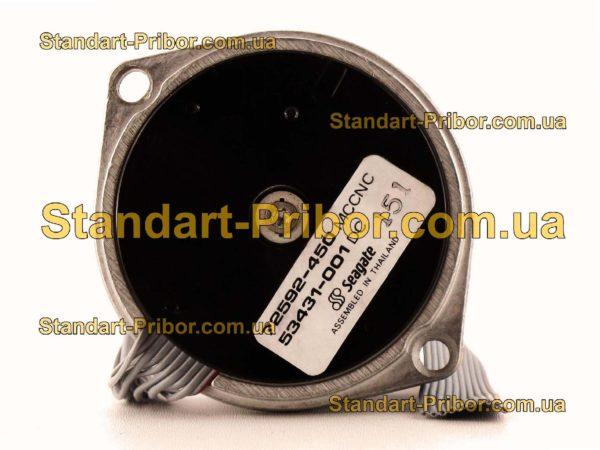 72592-450 MCCNC электродвигатель шаговый - фотография 4