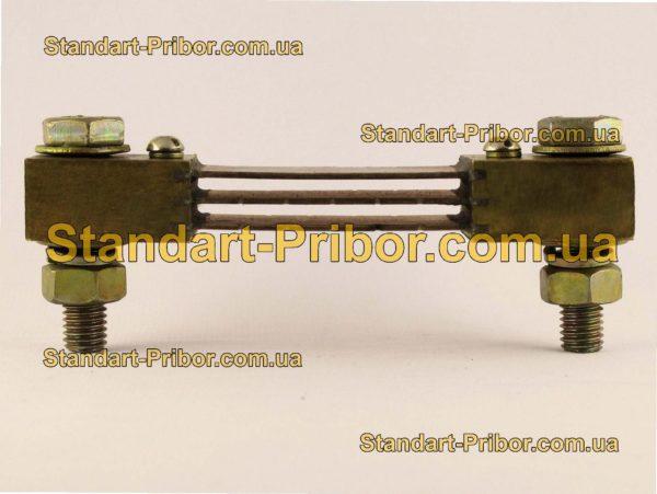 75ШСМ 300А шунт - фотография 4