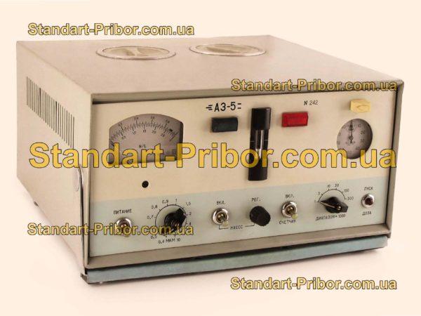 А3-5 счетчик аэрозольных частиц - фотография 1