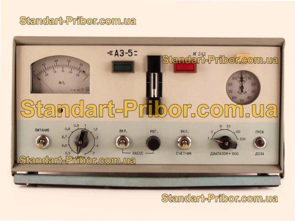 А3-5 счетчик аэрозольных частиц - изображение 2