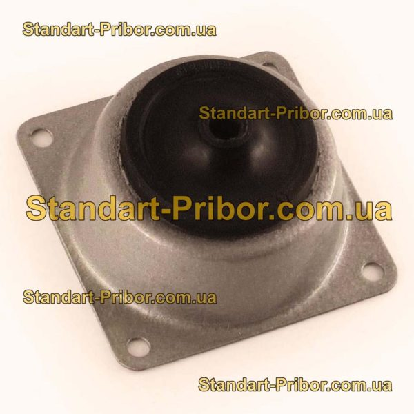 АЧ-2-36.0 (3.6) амортизатор резинометаллический - фотография 1