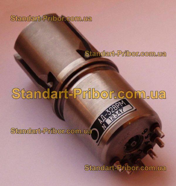 АД-32ВРМ электродвигатель - фото 3