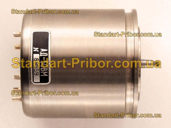 АД-50ВМ электродвигатель - изображение 5