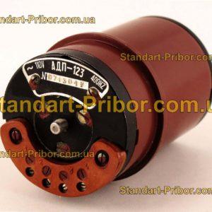 АДП-123С электродвигатель асинхронный - фотография 1