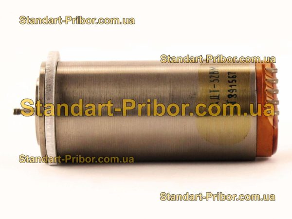 АДТ-32ВМ электродвигатель-тахогенератор - фотография 4