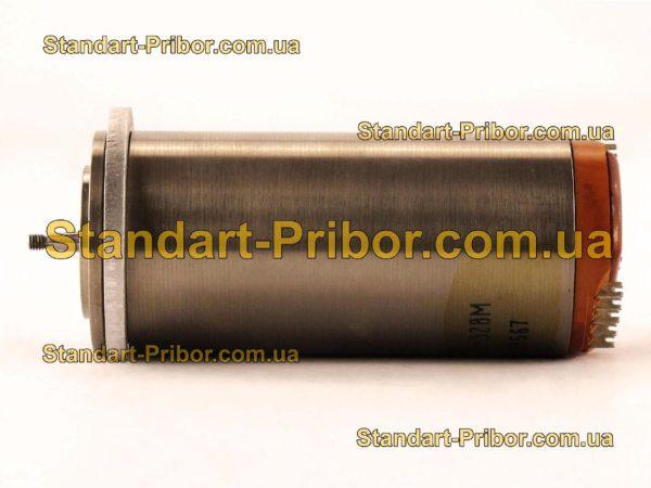 АДТ-32ВМ электродвигатель-тахогенератор - фото 6