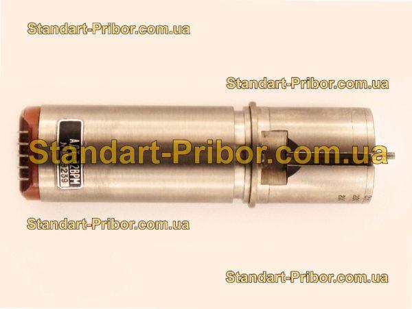 АДТ-32ВРМ электродвигатель-тахогенератор - фотография 4