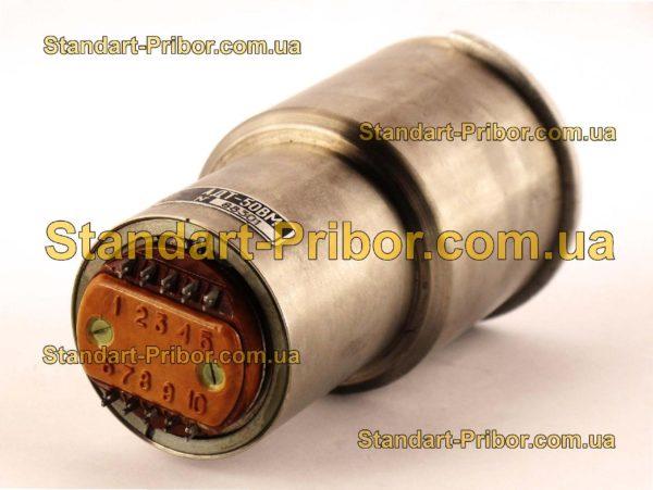 АДТ-50ВМ электродвигатель-тахогенератор - изображение 2