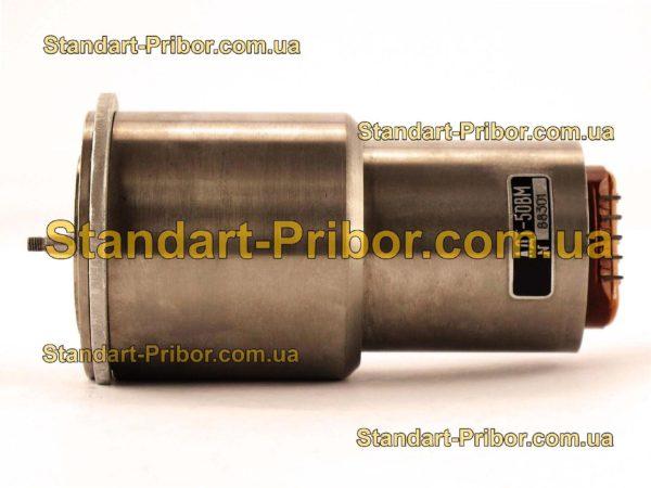 АДТ-50ВМ электродвигатель-тахогенератор - фотография 4