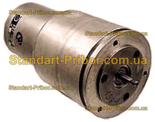АДТ-50ВРМ электродвигатель-тахогенератор - фотография 1