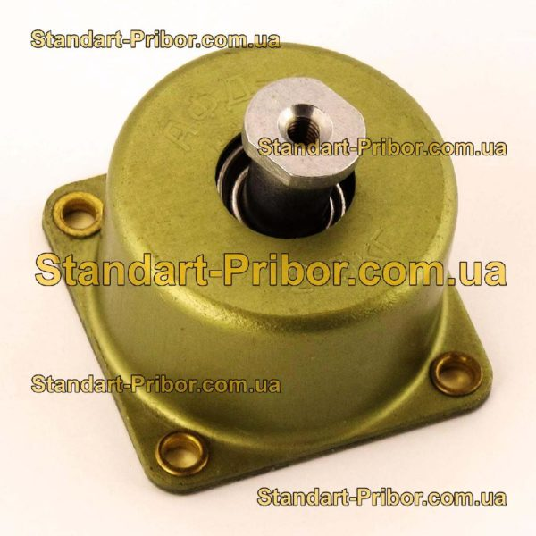 АФД-6 амортизатор с фрикционным демпфированием - фотография 1