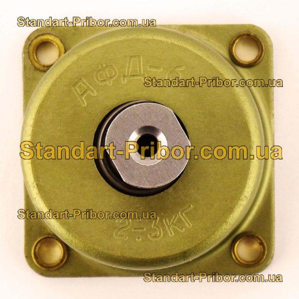 АФД-6 амортизатор с фрикционным демпфированием - изображение 2