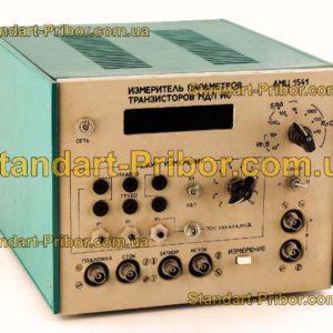 АМЦ 1541 измеритель параметров транзисторов - фотография 1