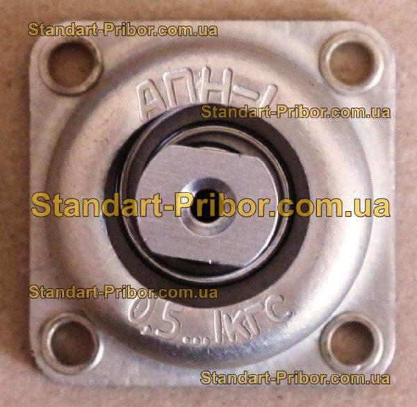 АПН-1 амортизатор опорный - изображение 2