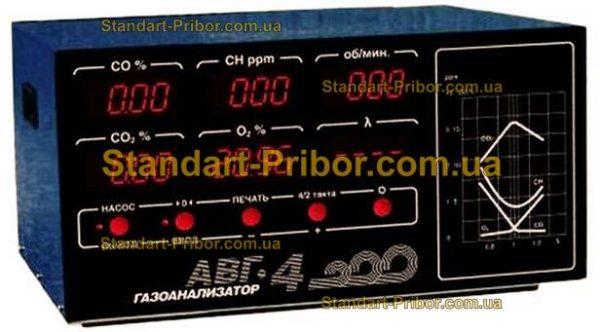 АВГ-4-0.01 газоанализатор - фотография 1