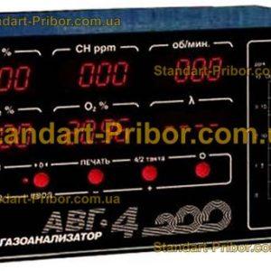 АВГ-4-1.01 газоанализатор - фотография 1