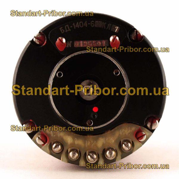 БД-1404-6 сельсин бесконтактный - фотография 4