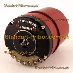 БД-1404-6ТВ сельсин бесконтактный - фотография 1