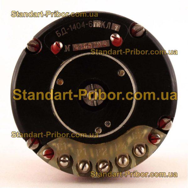 БД-1404-6ТВ сельсин бесконтактный - фото 3