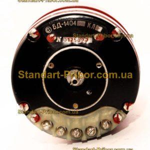 БД-1404 кл.т.1 сельсин бесконтактный - фотография 1