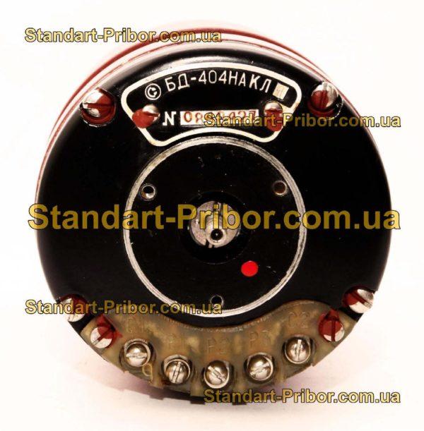 БД-404НА сельсин-датчик - фотография 1