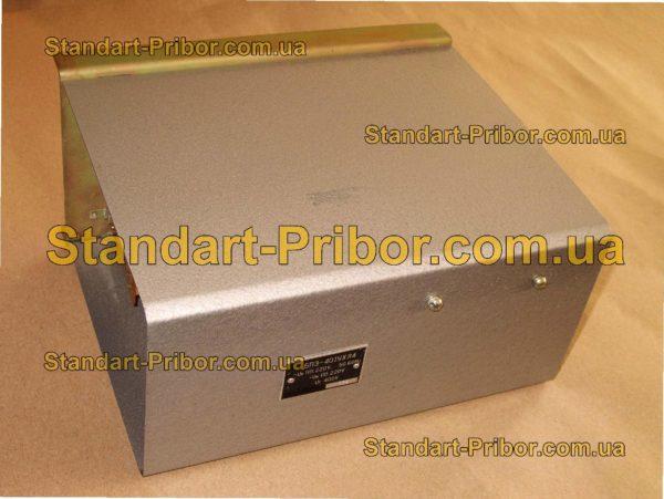 БПз-401 (БП3-401) блок питания, заряда - фотография 1