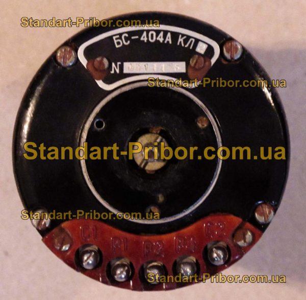 БС-404 сельсин бесконтактный - изображение 2