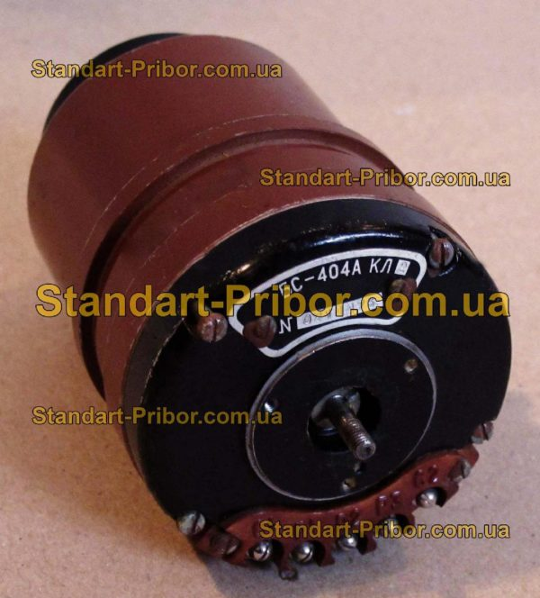 БС-404А кл.т. 2 сельсин бесконтактный - фотография 1