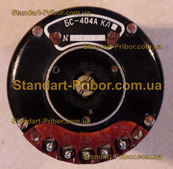 БС-404Б сельсин бесконтактный - изображение 2