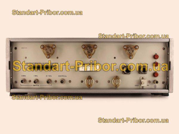 Ч1-50 стандарт частоты, времени - изображение 5